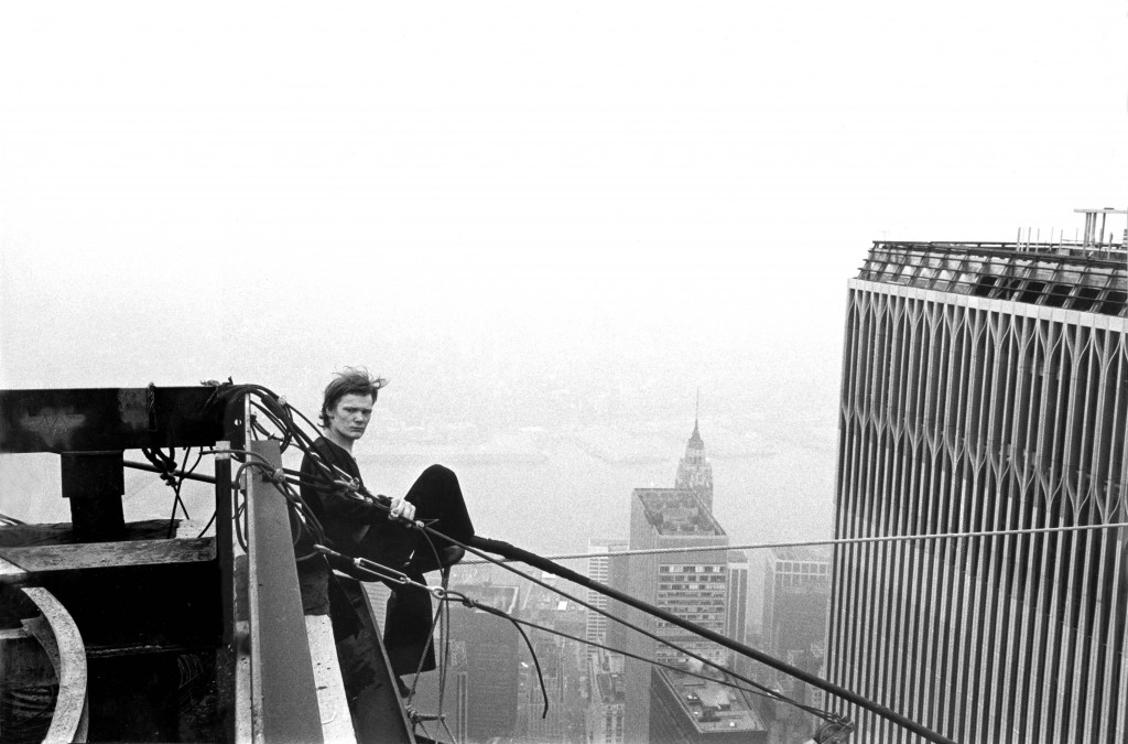 Philippe Petit, Man on Wire
