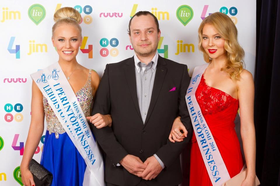 1. Perintöprinsessa 2014 Miss Suomi