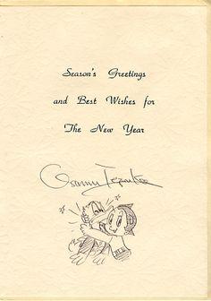Tezukan kuuluisa kortti Barksille.