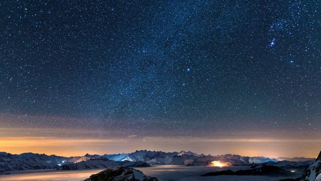 Stars-in-Night-Sky