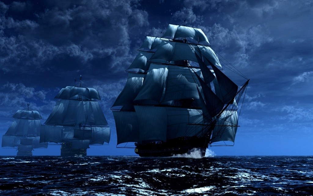 ocean_night_ships_sailing_sailing_ships_sea_Wallpaper_1920x1200_www.wallpaperswa.com