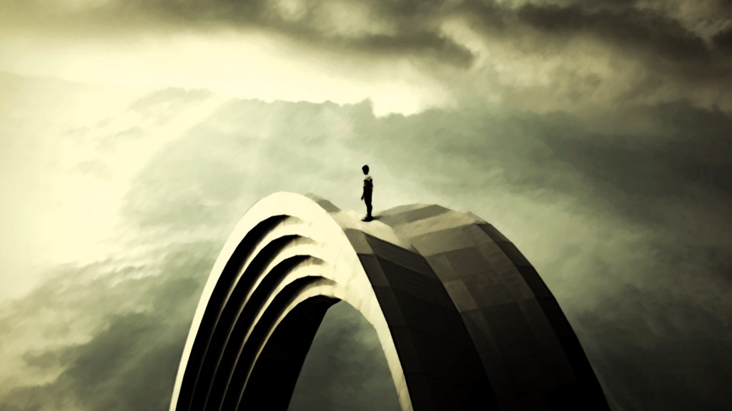 Kuka minä olen ja mikä on roolina maailmassa? Leirillä pureudutaan elämän tärkeisiin kysymyksiin.