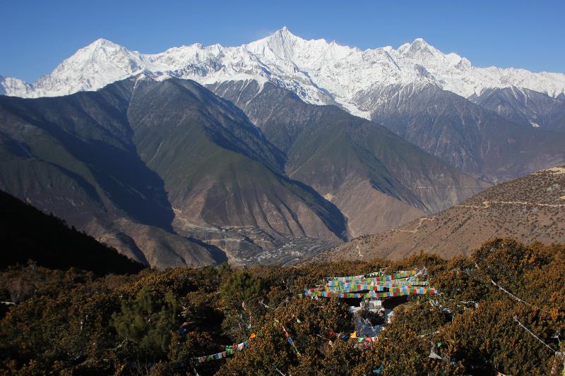 Deqin, Kham-Tiibet